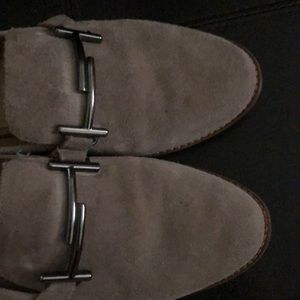 Franco Sarto Shoes - Beige loafers